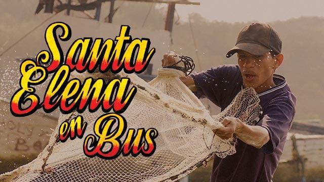 Santa Elena en bus